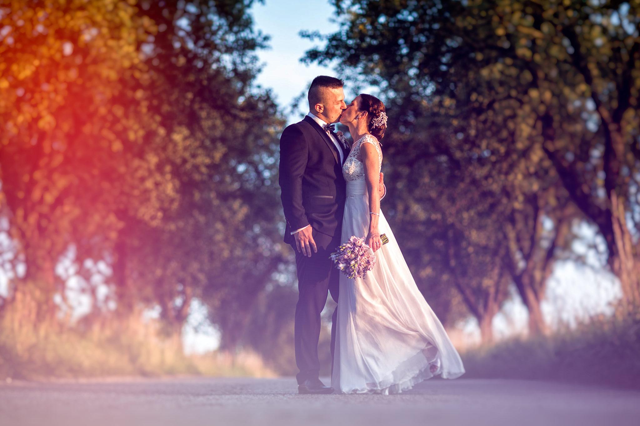 Svadobné natáčanie