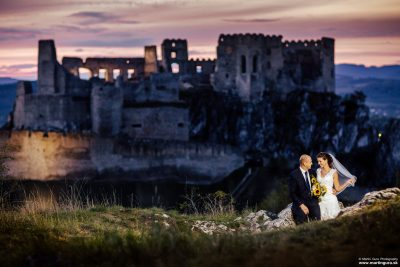 svadba - fotograf - hrad Beckov