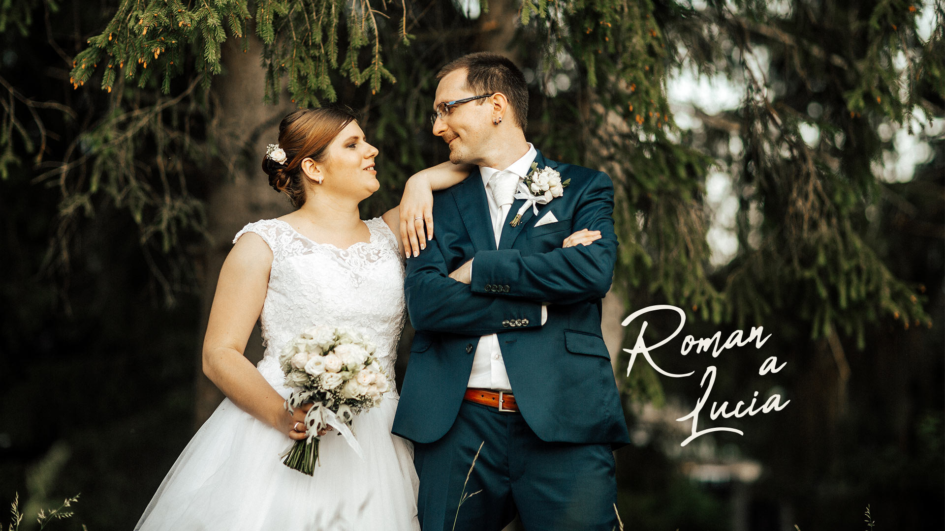 Svadba Lucia a Roman