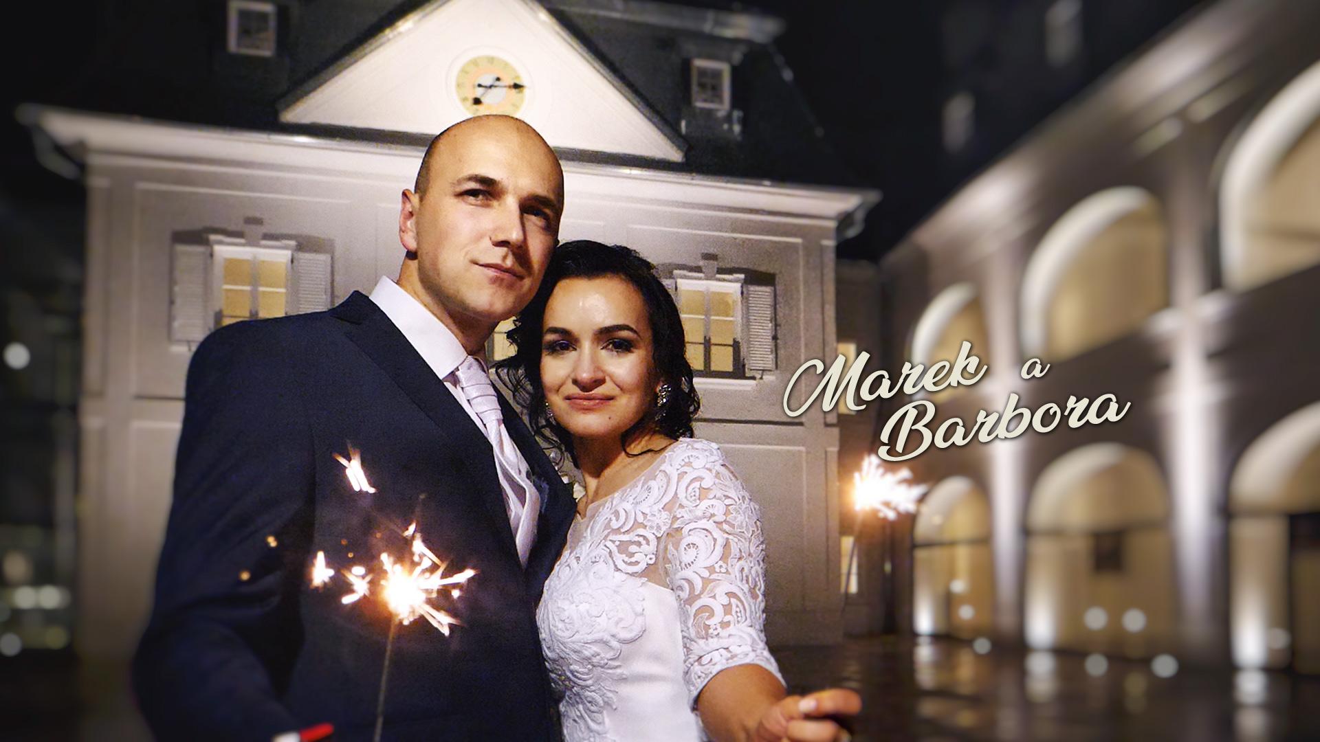 Svadba Marek a Barbora