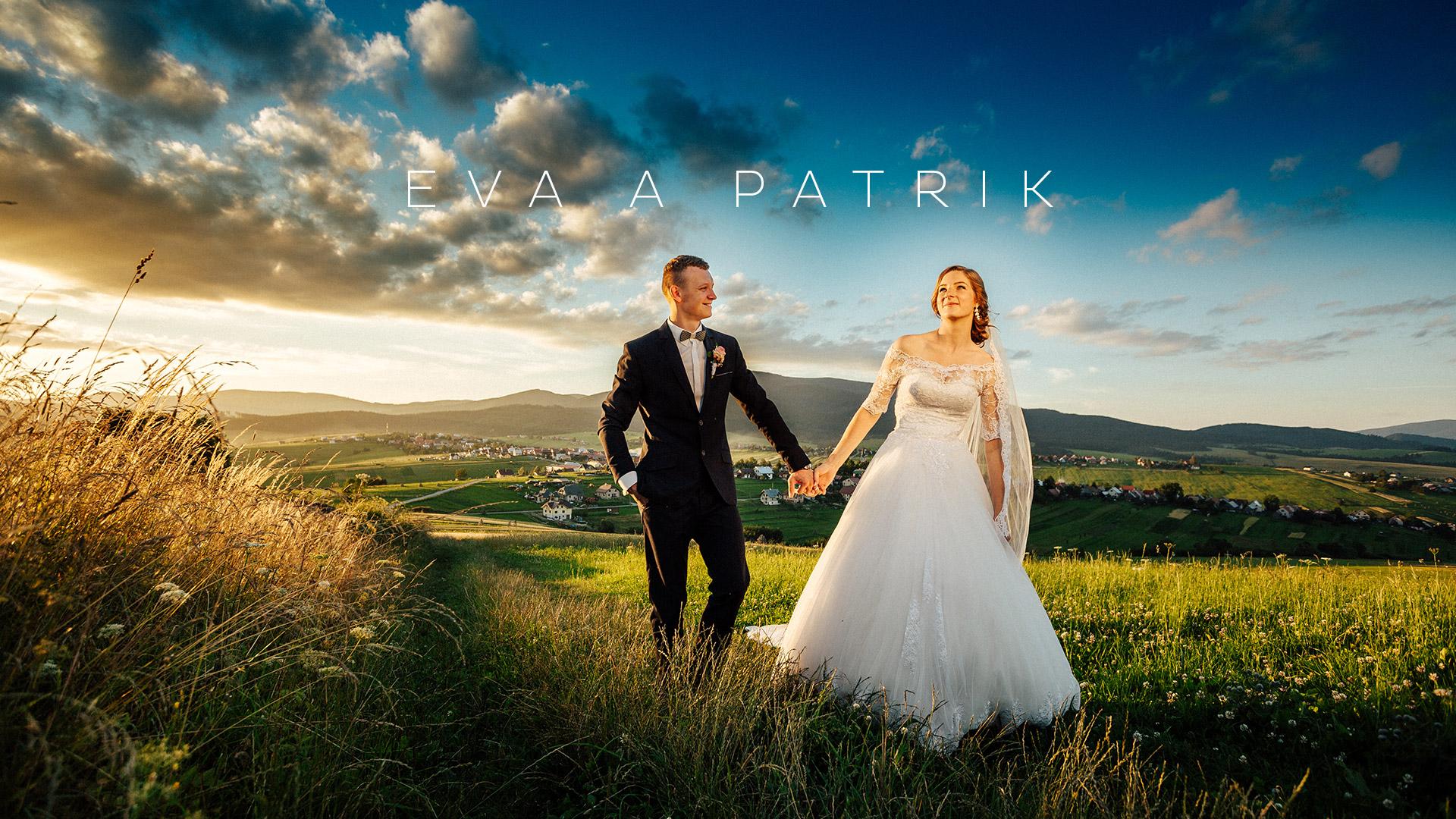 Eva a Patrik Svadba Mútne