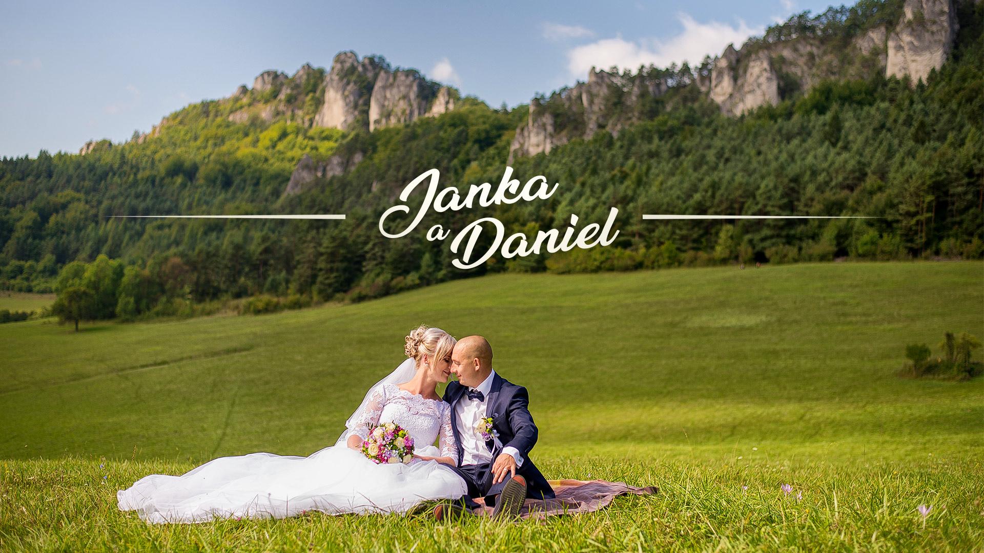 Janka a Daniel Svadba