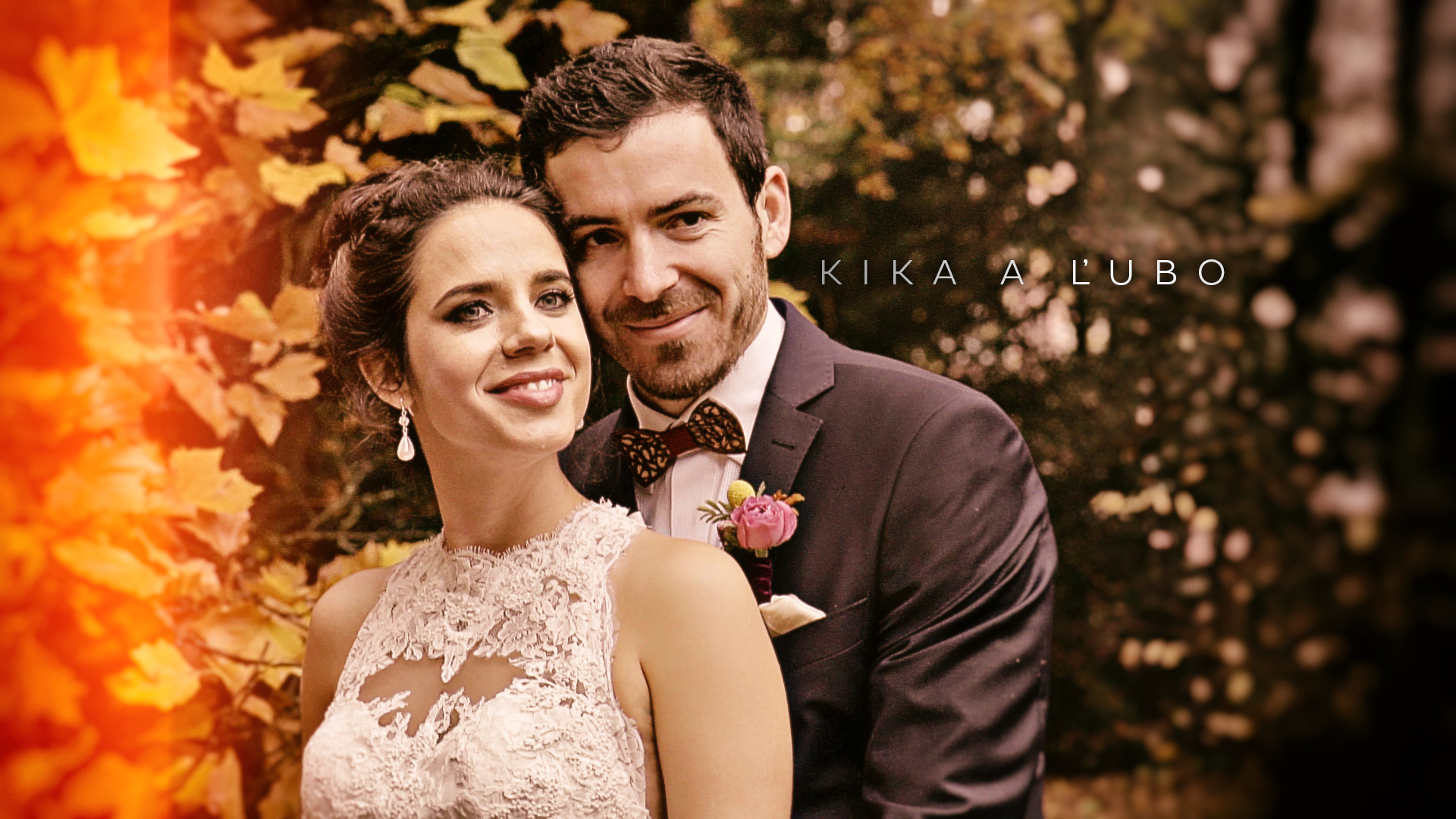 Kika a Ľubo Svadba