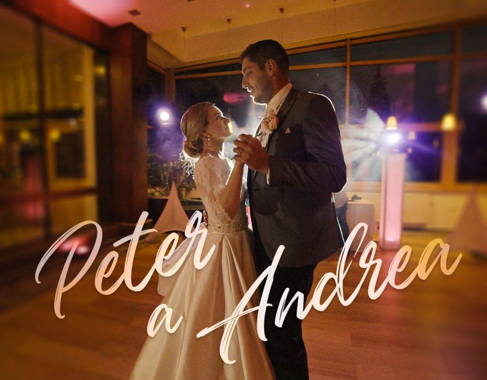 Andrea a Peter