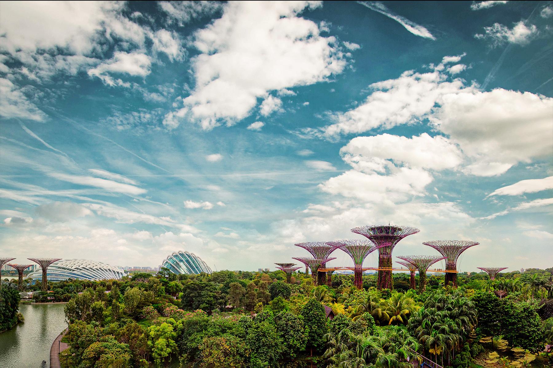 letecke zabery singapur